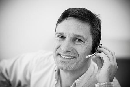 Peter Schumacher, Projektleiter bei EASY DATA